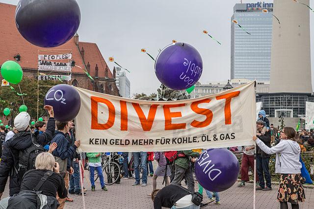 Divestment-kampanje fra Tyskland